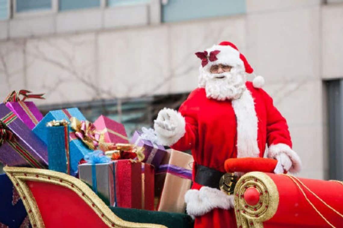 Toronto's 113th Annual Santa Claus Parade