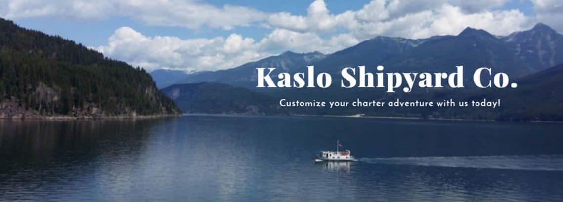 Kaslo Shipyard