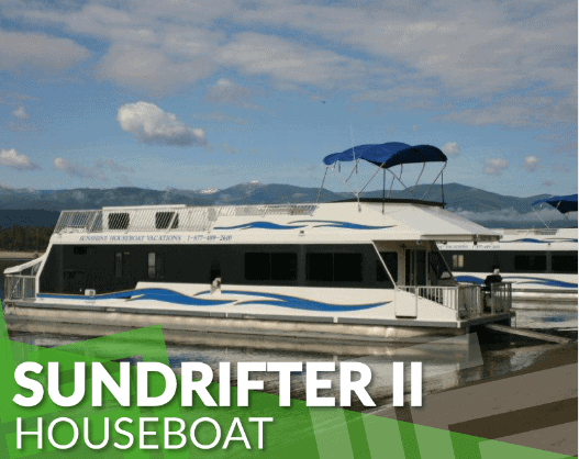This Sundrifter II houseboat may be featured at the Boat Sale & Swap.<br /><br />#boatsale #houseboats #forsale #lakekoocanusa #ferniebc #cranbrookbc