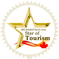 Eh Canada Star of Tourism