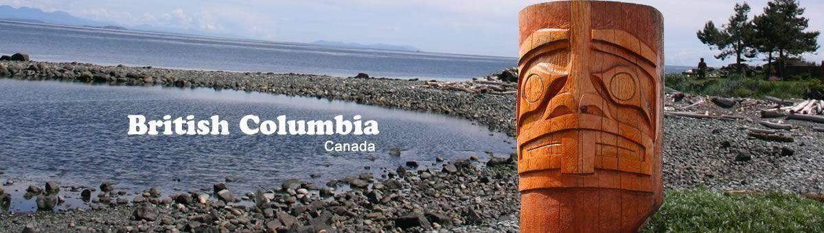 Totem Pole British Columbia, Canada