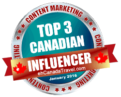 eh Canada Adventure Travel - Top Influencer