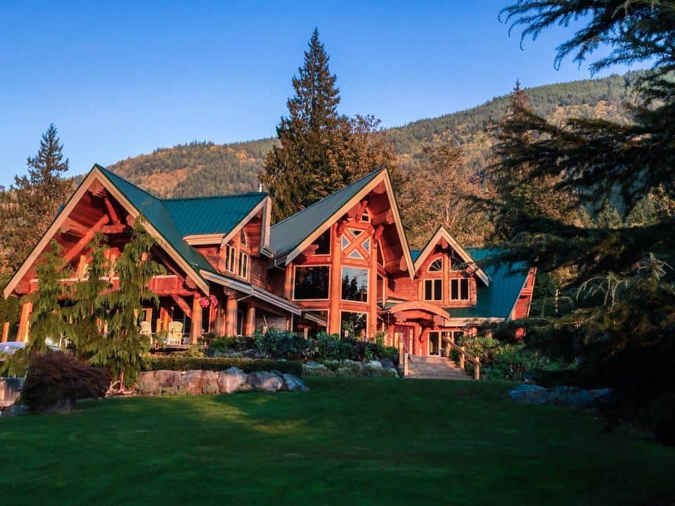 The Rockwell Harrison Guest Lodge #Glamping<br />#Retreat