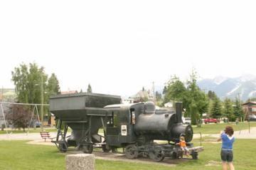 rotary-park-train