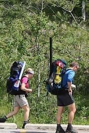 Cat Creek Trail