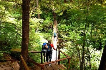 Cape Scott Provincial Park - Port Hardy, BC, Canada