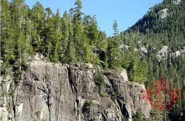 Crest Creek Cragg
