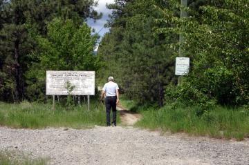 Isador Canyon Trail, Cranbrook