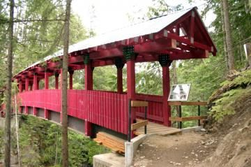 Kaslo River Hiking Trail