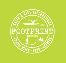footprint-kayaking