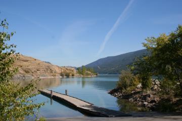 Kekuli Bay Provincial Park