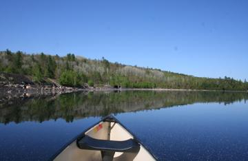 canoe-nopiming