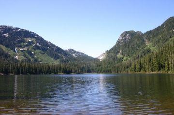 Madelay Lake Trail