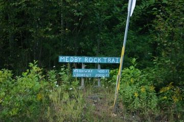 Medby Rock Lookout Trail