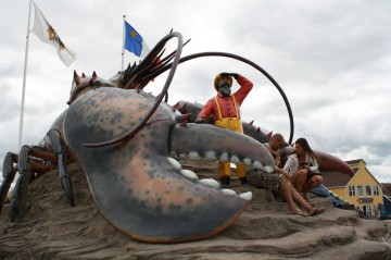 World's Largest Lobster