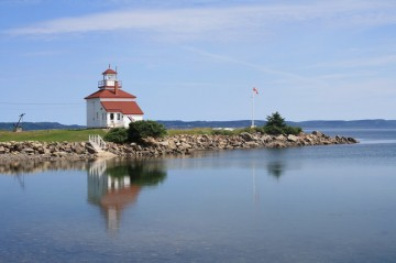 Gilbert Cove Lighthouse