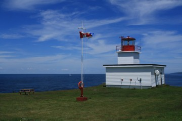 Grand Passage Lighthouse