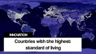 19 Countries with the Highest Standard of Living