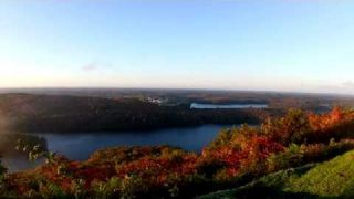 Autumn Colors From Old Fire Tower Elliot Lake