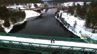 The Best of Winter - Road Trip Muskoka to Sudbury