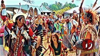 Ottawa Canada 150 - Traditional First Nations Pow Wow Drum Music, Ceremony, and Full Regalia