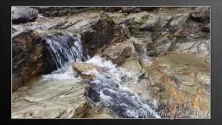 Yoho National Park, BC, Canada - Twin Falls & Whaleback
