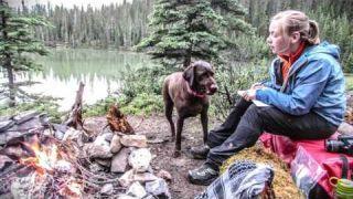 Whirlpool Campground, Jasper National Park
