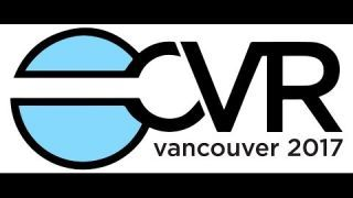 CVR2017 ConsumerVR Vancouver BC's Largest VirtualReality Event in 4k 360video for VR viewing