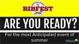 Brantford Ribfest 2017 Promo
