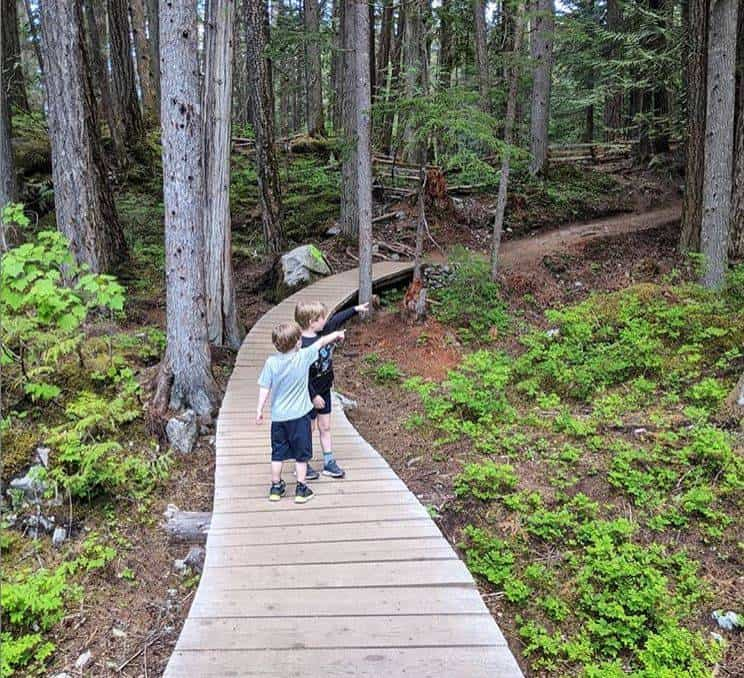 kids-hiking