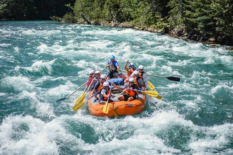 rafting-kootenays