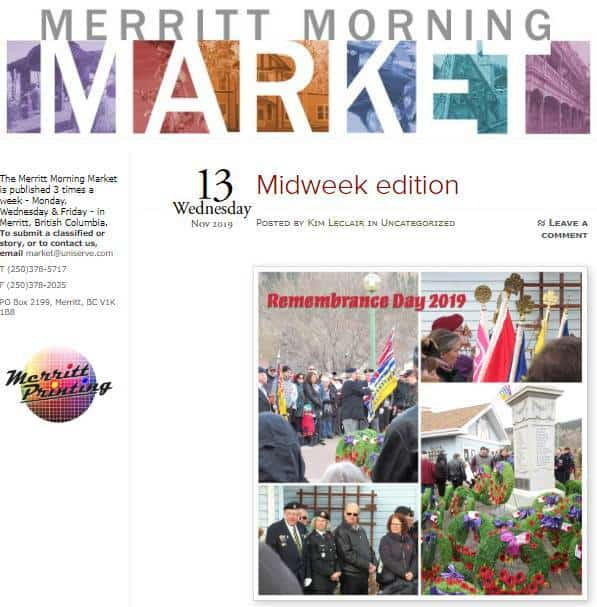 merritt-morning-news