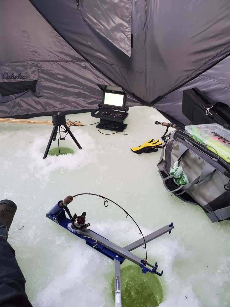 Fishing in Canada is the best 2019-12-10