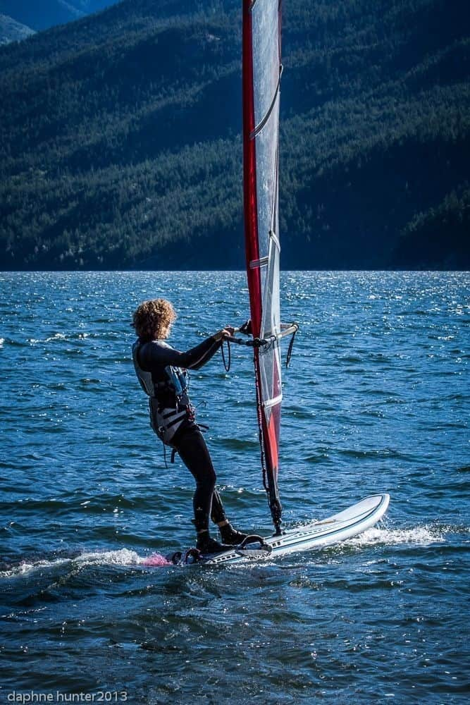 785872742b04e7c6ee2ed4ff.jpg - Windsurfing on Kootenay Lake at Kaslo, BC