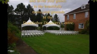 Weddings at the DDC
