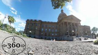 Travel Clips 360: The Alberta Legislature