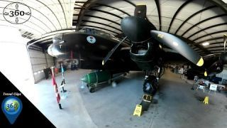 Travel Clips 360: Bomber Command Museum of Canada