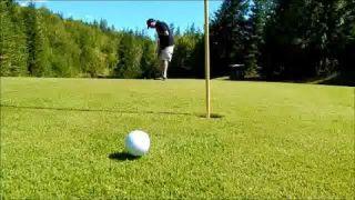 Golfing Salmon Arm - Sonseekers Ridge Golf Course