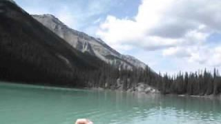 Maligne Lake AB