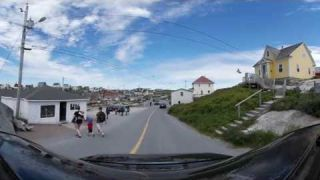 This Is Me 4k 360 video Peggy's Cove Cruisin' for viewing in VR