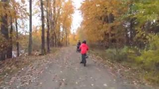 Mission Creek Family bike ride