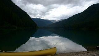 Greenbush Lake Canoe Fishing Trip