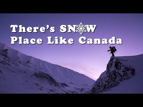 Canadian Winter Adventures, Things To Do