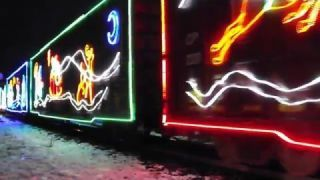 Canadian Pacific Holiday Train!