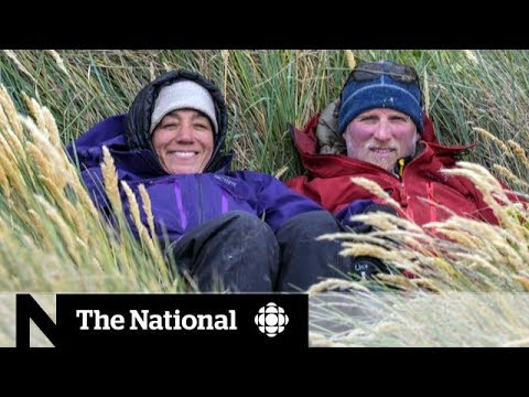Two Canadians are National Geographic's Adventurers of the Year