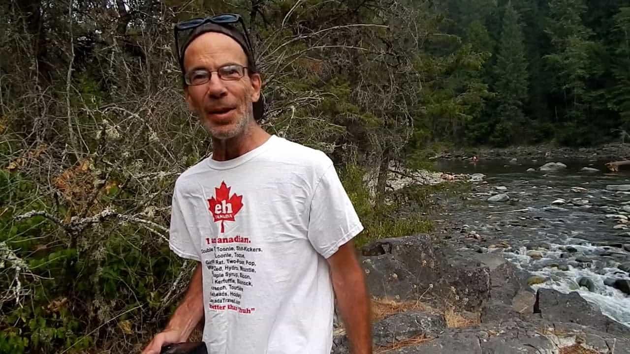 Goat River - Creston BC Canada - ehCanadaTravel.com