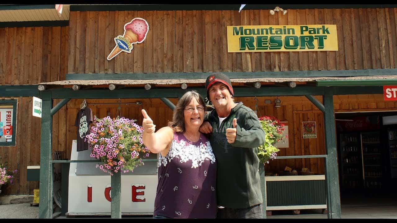 Creston BC Campground - Mountain Park Resort - Star of Tourism