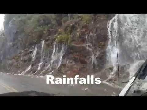 Storm on the Pacific Rim Highway - ehCanadaTravel.com