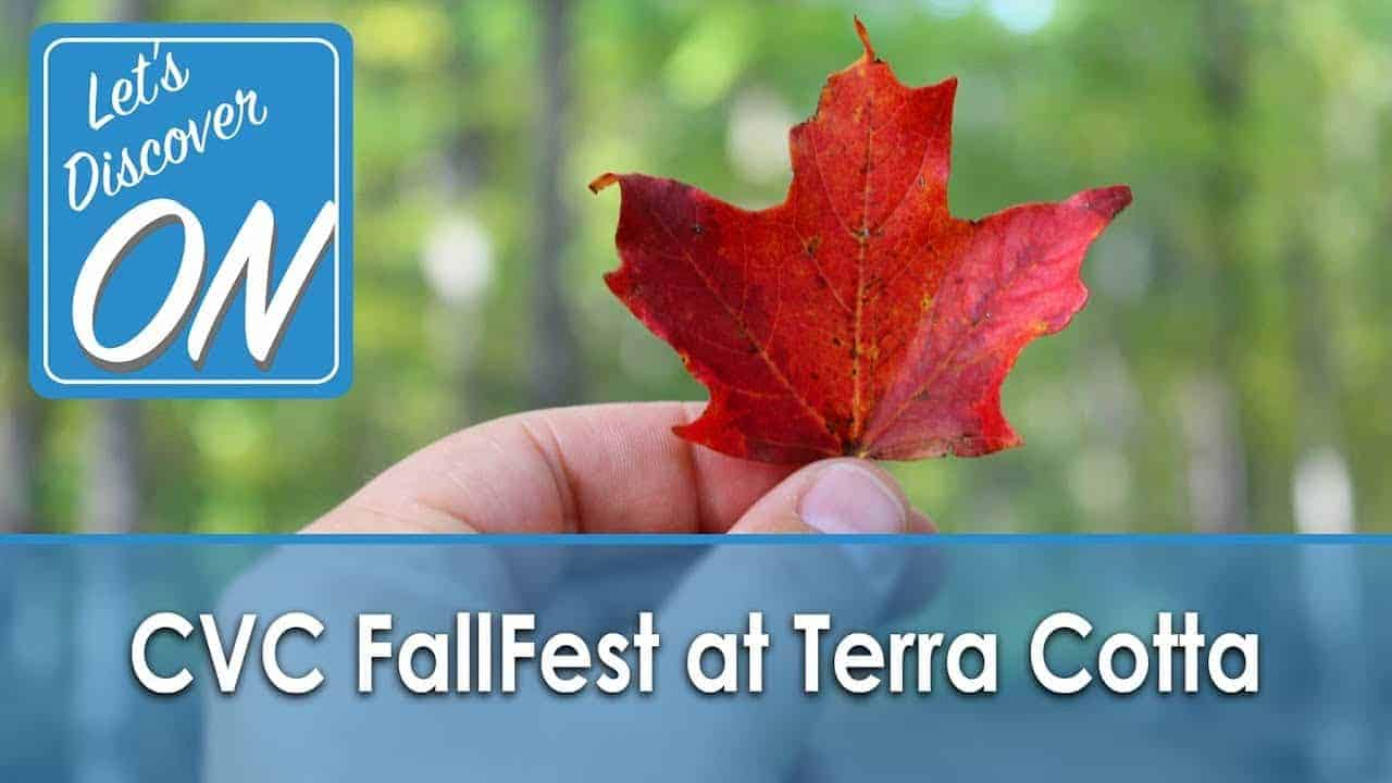 CVC FALL FEST at Terra Cotta Conservation Area - Let's Discover ON