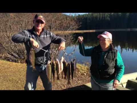 FISHING LESSONS IN MERRITT BC CANADA